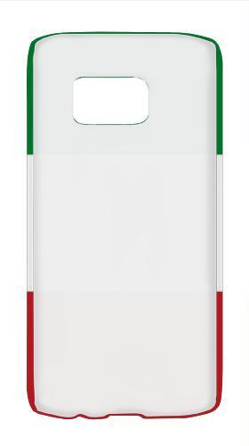 Inside Case Flag of Italy and Mexico
