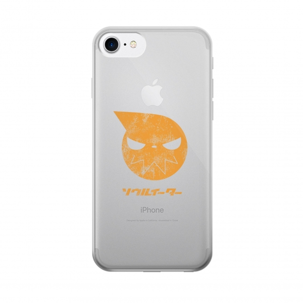 Clear Soul Eater Japan Anime Symbol Iphone 7 Transparent Case