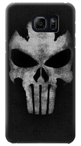 Printed Crossbones Skull Mask Samsung Galaxy S6 edge plus Case