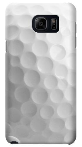 Printed White Golf Ball Samsung Galaxy S6 edge plus Case