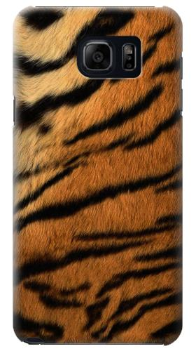 Printed Tiger Stripes Texture Samsung Galaxy S6 edge plus Case