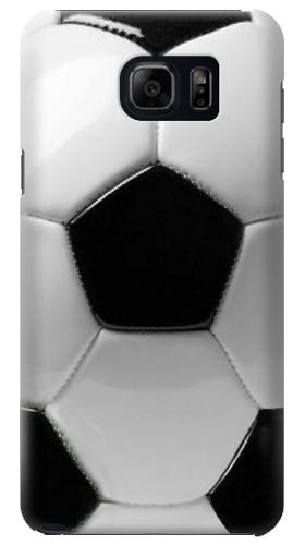 Printed Soccer Football Ball Samsung Galaxy S6 edge plus Case