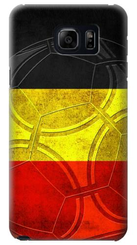 Printed Belgium Football Flag Samsung Galaxy S6 edge plus Case