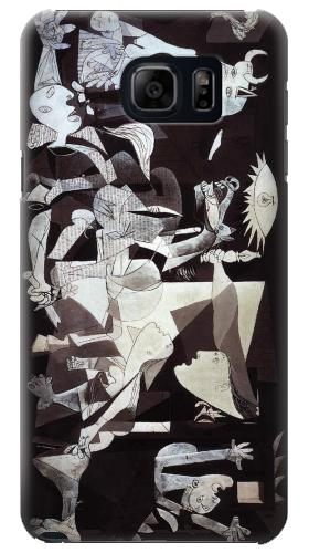 Printed Picasso Guernica Original Painting Samsung Galaxy S6 edge plus Case