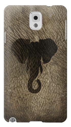 Printed Elephant Skin Samsung Note 3 Case