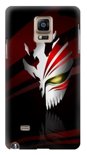 Printed Bleach Hollow Mask Samsung Note 4 Case