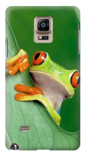 Printed Little Frog Samsung Note 4 Case