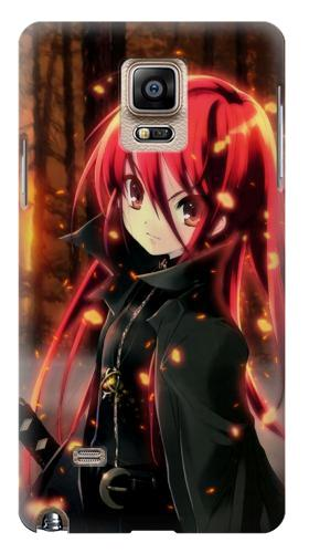 Printed Shakugan no Shana Samsung Note 4 Case
