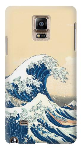 Printed Under the Wave off Kanagawa Samsung Note 4 Case