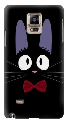 Printed Jiji Black Cat Samsung Note 4 Case