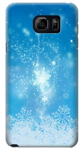 Printed Snow Spell Magic Samsung Note 5 Case