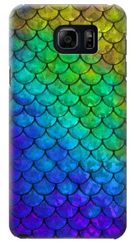 Printed Mermaid Fish Scale Samsung Note 5 Case