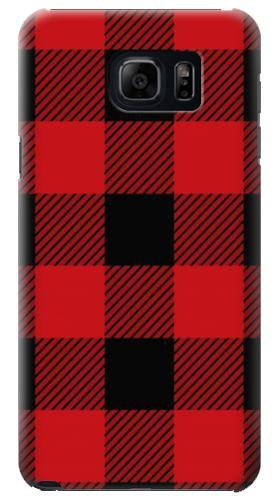 Printed Red Buffalo Check Pattern Samsung Note 5 Case