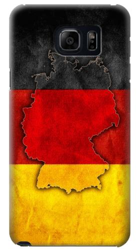 Printed Germany Flag Map Samsung Note 5 Case