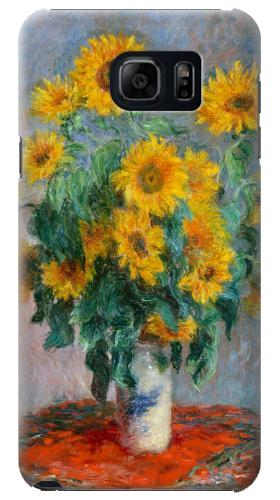 Printed Claude Monet Bouquet of Sunflowers Samsung Note 5 Case