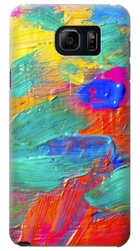 Printed Brush Stroke Painting Samsung Note 5 Case
