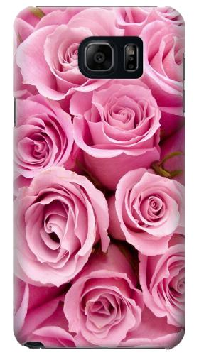 Printed Pink Rose Samsung Note 5 Case