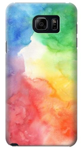 Printed Colorful Watercolor Samsung Note 5 Case