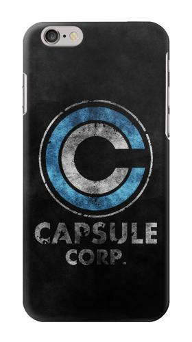 Dragonball Capsule Corp Symbol Anime Phone Case For 5.5