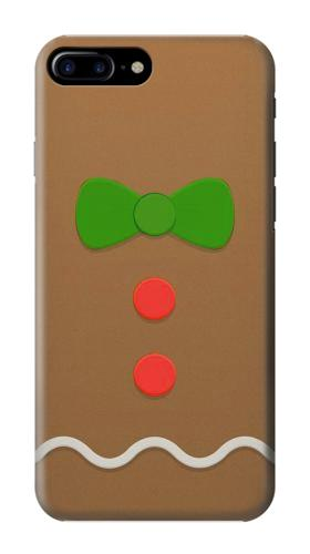 Printed Gingerbread Man Iphone 7 plus Case