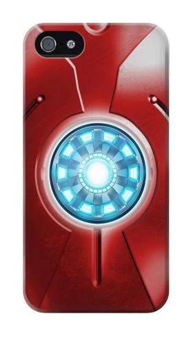 Printed Iron Arc Reactor Iphone 4 Case