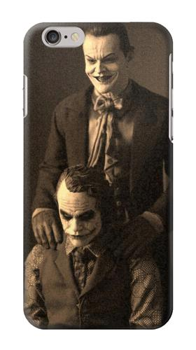 Printed Jokers Together Iphone 6 Case