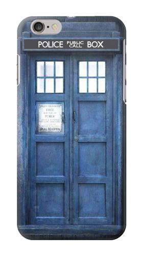 Printed Doctor Who Tardis Iphone 6 Case