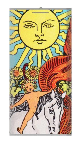 Tarot Sun Iphone6 Case