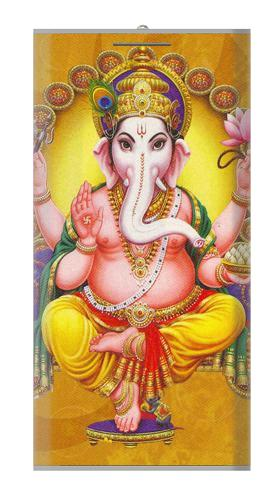 Printed Lord Ganesh Hindu God Power Bank 12000mAh Case
