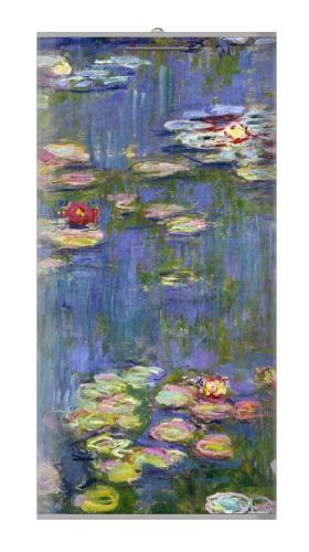 Claude Monet Water Lilies แบตเตอรี่สำรอง