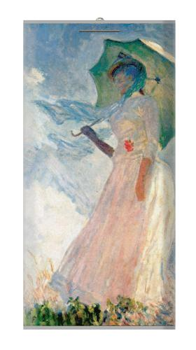 Claude Monet Woman with a Parasol Iphone6 Case