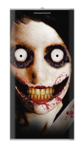 Printed Jeff the Killer Power Bank 12000mAh Case