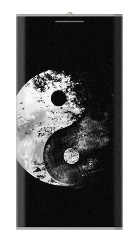 Moon Yin-Yang Iphone6 Case