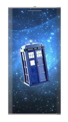 Printed Doctor Who Tardis Power Bank 12000mAh Case
