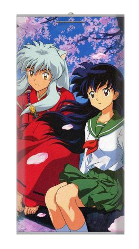 Printed Inuyasha Kagome Power Bank 12000mAh Case