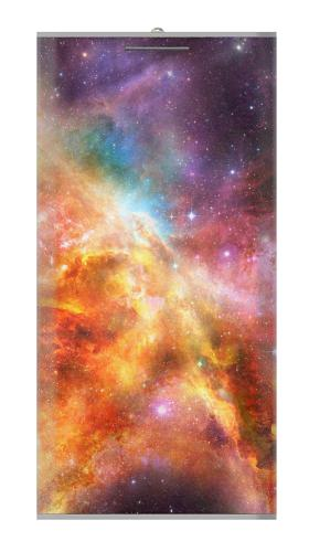 Nebula Rainbow Space Iphone6 Case