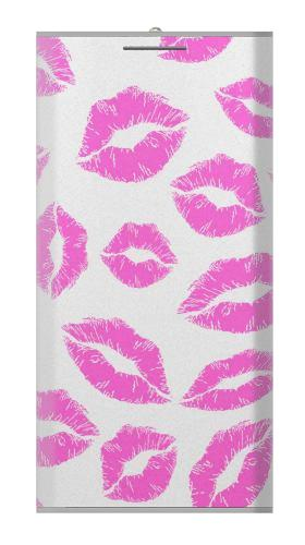 Pink Lips Kisses Iphone6 Case