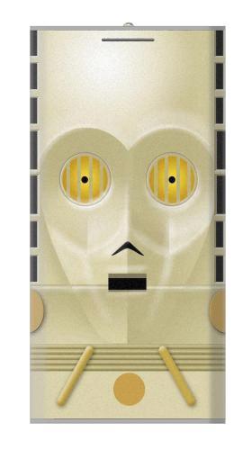 C-3PO See-Threepio Head Star Wars Minimalist Iphone6 Case