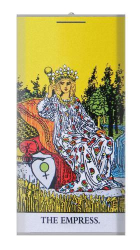 Tarot Card The Empress Iphone6 Case