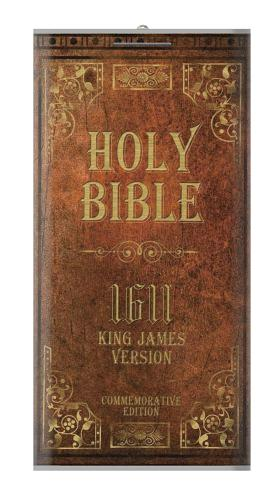 Holy Bible 1611 King James Version Iphone6 Case