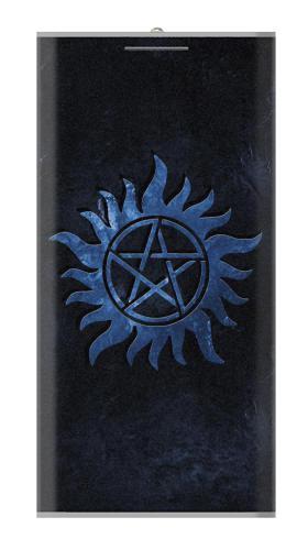 Supernatural Anti Possession Symbol แบตเตอรี่สำรอง