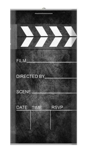 Vintage Director Clapboard Iphone6 Case