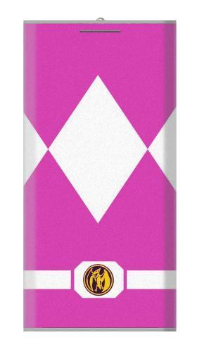 Ladies Pink Mighty Morphin Power Ranger Minimalist Iphone6 Case