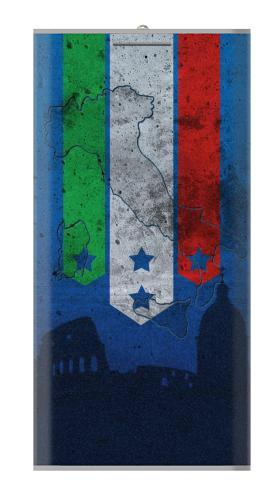 Italy Football Flag Iphone6 Case