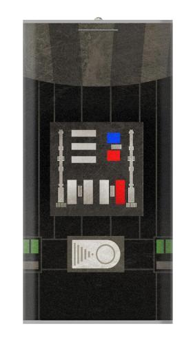 Darth Vader Chest Plate Iphone6 Case
