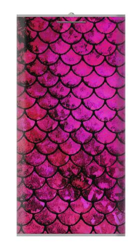 Pink Mermaid Fish Scale Iphone6 Case