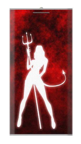 Sexy Devil Girl Iphone6 Case