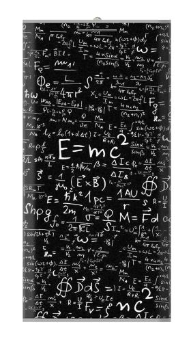 Mathematics Physics Blackboard Equation Iphone6 Case
