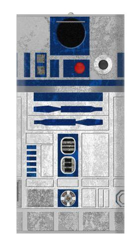 Vintage R2D2 Minimalist Iphone6 Case