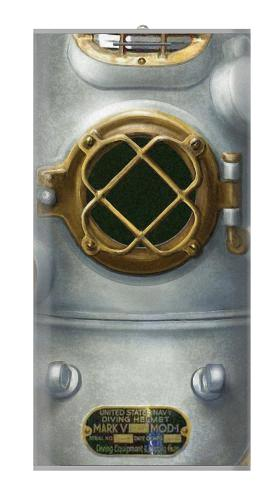 Vintage Deep Sea Diver Helmet Iphone6 Case